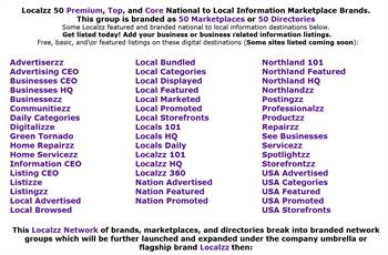 Localzz Marketplaces and Localzz Media